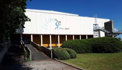 historic club schio sede palasport livio romare